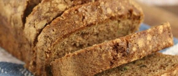 banana bread Nut-Free Back to School Snacks