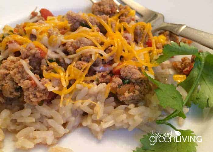 Turkey Taco Cheap Healthy Meals For Large Families