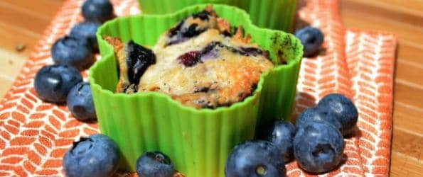 blueberry muffin Breast Cancer Recipes: