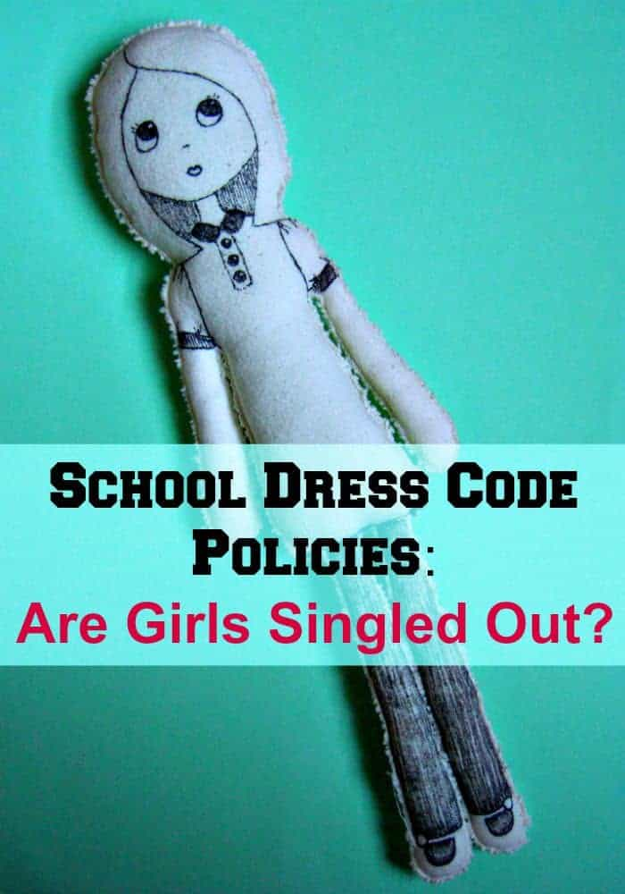 Take a look at a news story where some feel a school dress code is discriminatory to female students. Others feel you should follow the school's rules.