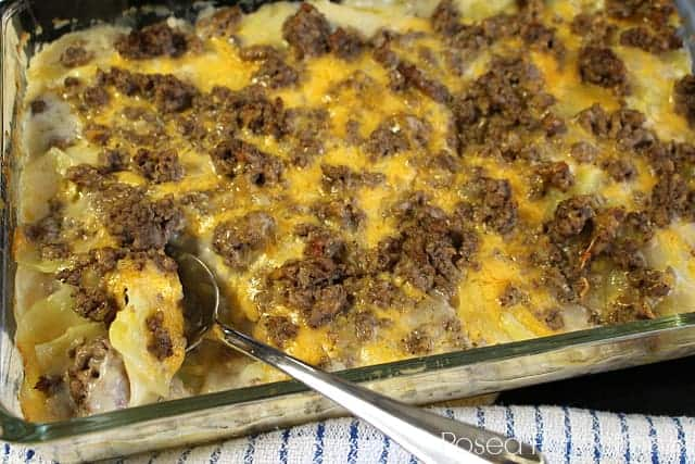 Easy Meals For A Large Family