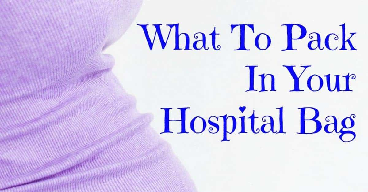 Before you head to the delivery room, check out these 5 things you need to pack in your hospital bag beyond the basics! You'll be happy you did!