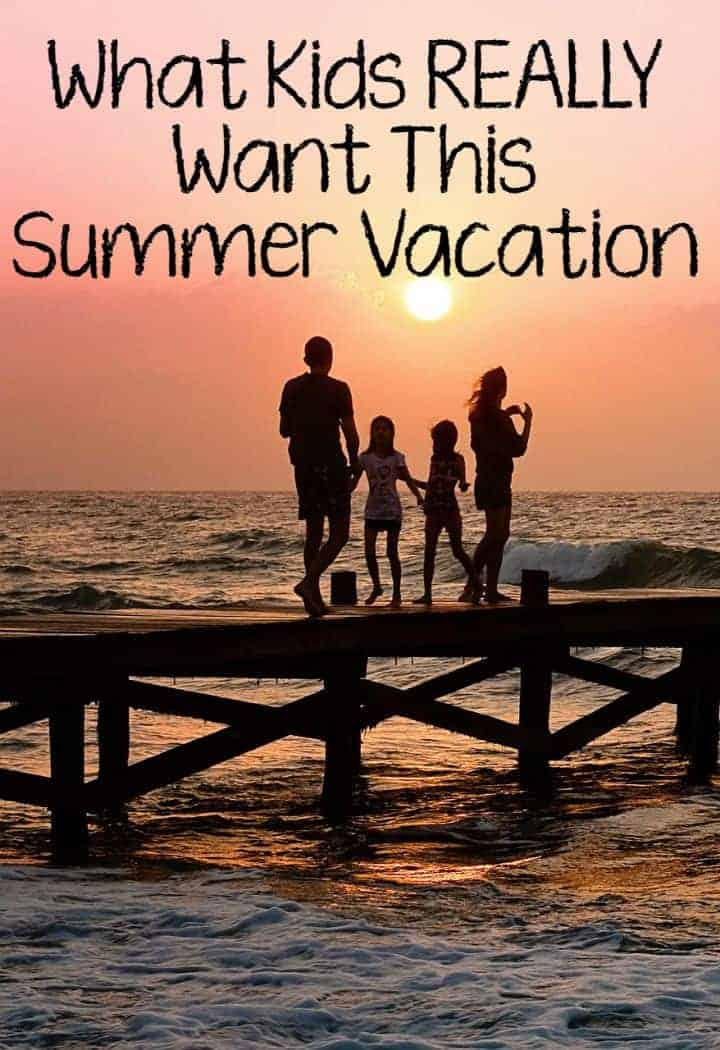 What do your kids really want from summer vacation? Here's a hint: it's not exotic trips to faraway lands with room service and over-scheduled activities! Find out from Kid President what your kids are really looking forward to!