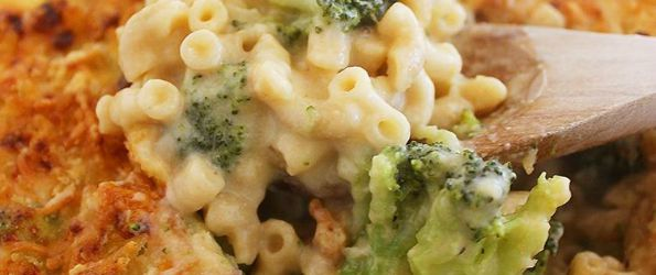 macaroni and cheese Breast Cancer Recipes: