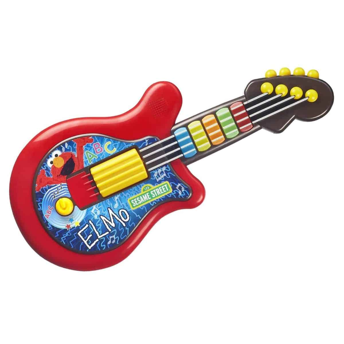 sesame street guitar musical toy for toddler