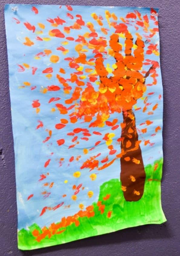 No-Prep Fall Crafts For Kids