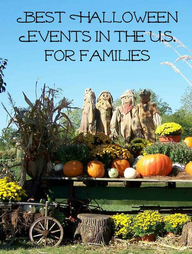 Planning a little fall family travel? Check out our favorite Halloween events in the United States for families to add to your itinerary!