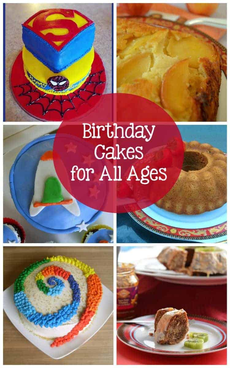 Celebrate the Power of Birthdays with Our Cake Recipes
