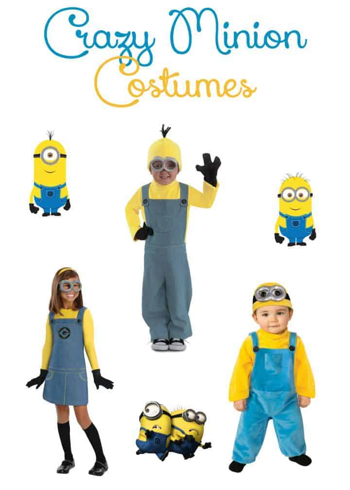 Is your little one begging to dress up as one of the cutest little yellow guys of all time? Check out these insanely crazy cute Minion costumes for kids!
