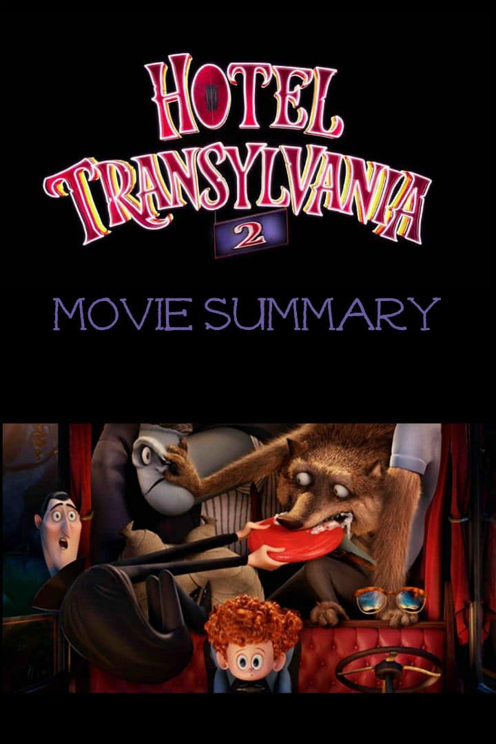 Wondering if Hotel Transylvania 2 is a good family movie to see with your kids? Check out our movie summary and find out before you go!