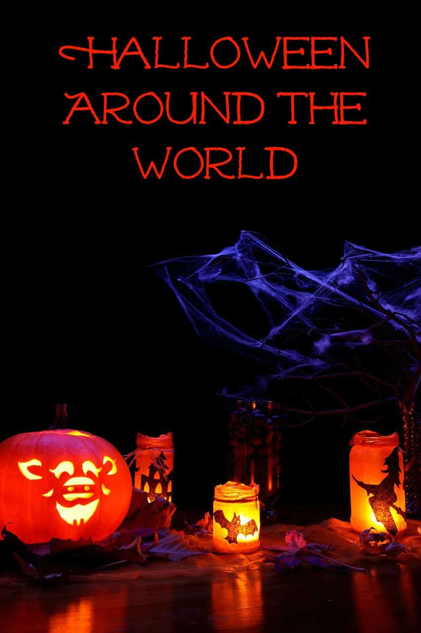 Wondering how Halloween is celebrated around the world? Check out our easy guide & plan fun party themes, lesson plans & more with the information!