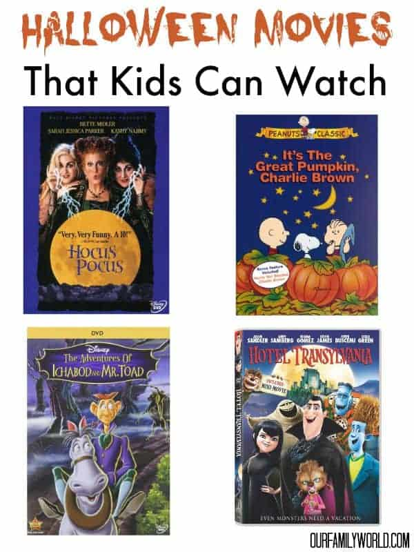 21 best halloween movies for kids family halloween movies - Top Kids Halloween Movies