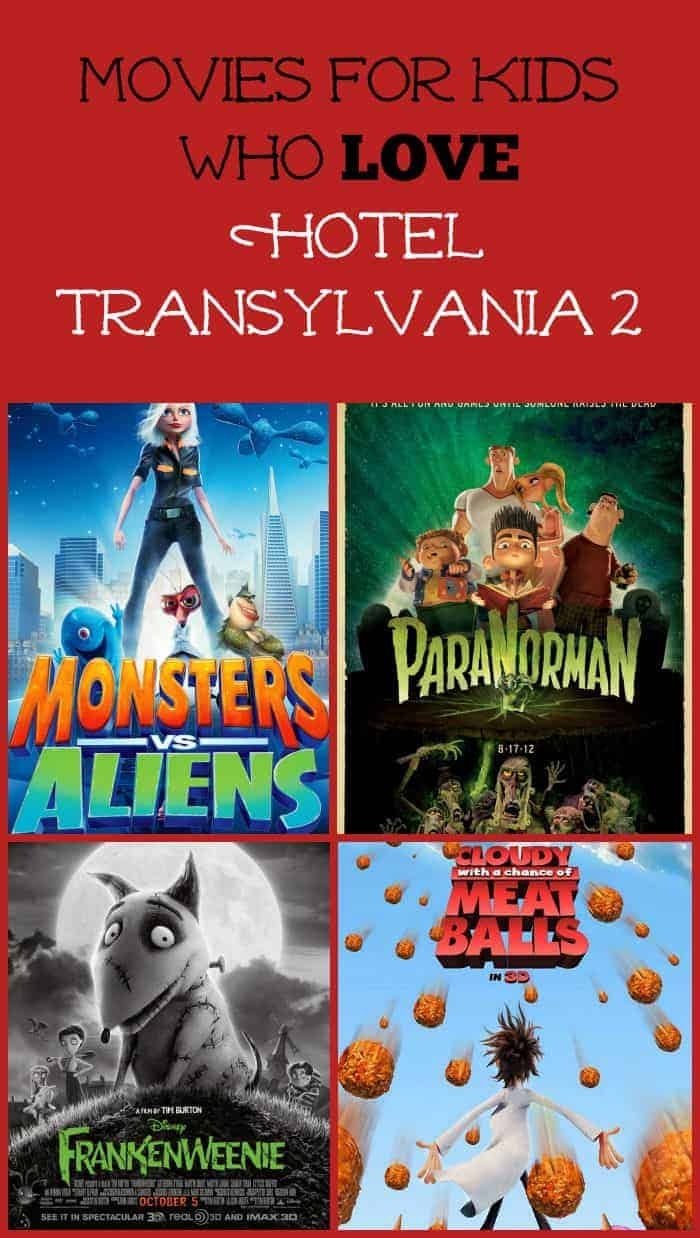 Looking for more great family movies like Hotel Transylvania 2? Check out a few of our favorites!