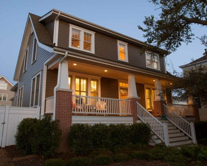 Color Your Home Exterior With Siding Options From James Hardie #JamesHardieDifference