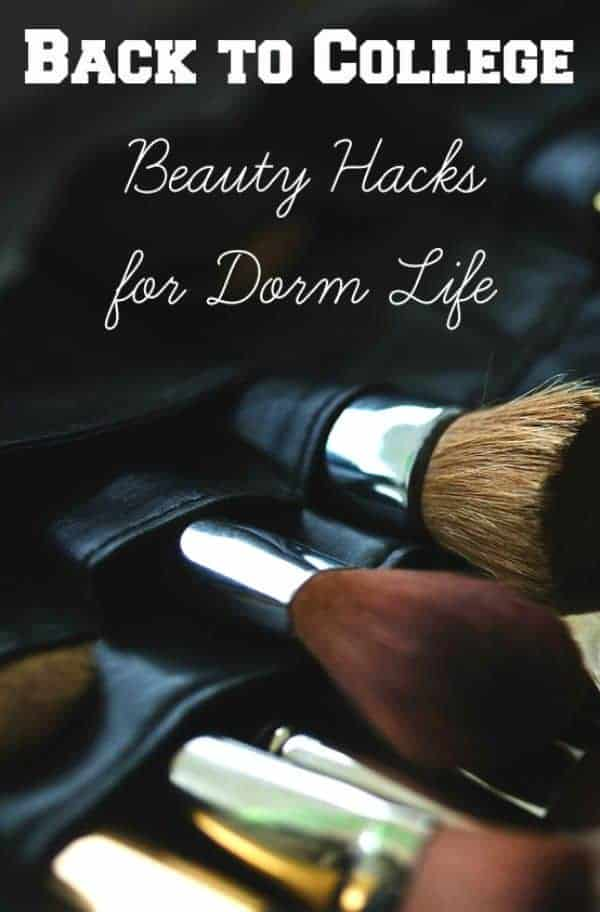 Check out these easy back to college beauty hacks for dorm living, then grab a BOGO free coupon for Schick razors!