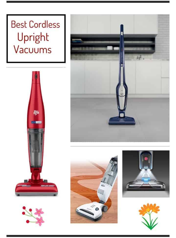 The Best Cordless Upright Vacuum Cleaners