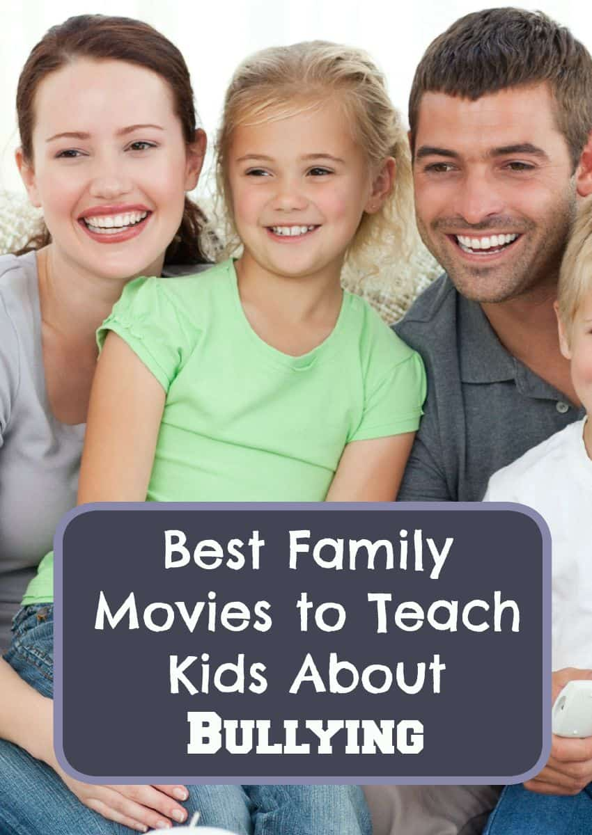 Looking for good family movies about bullying to help get the message across to your kids in a way they'll relate to? Check out our top picks!