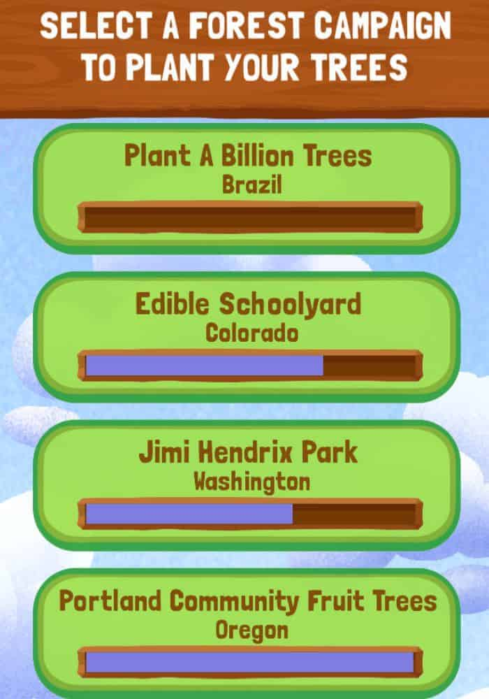 Tree Story App Review: Doing Good By Planting Real Trees