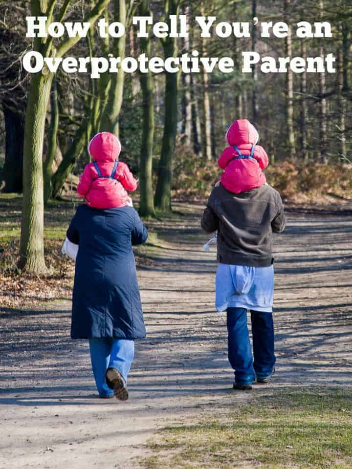 If you're worried that you're becoming the Blackhawk of mommies, check out our top ways to tell you're an overprotective parent!