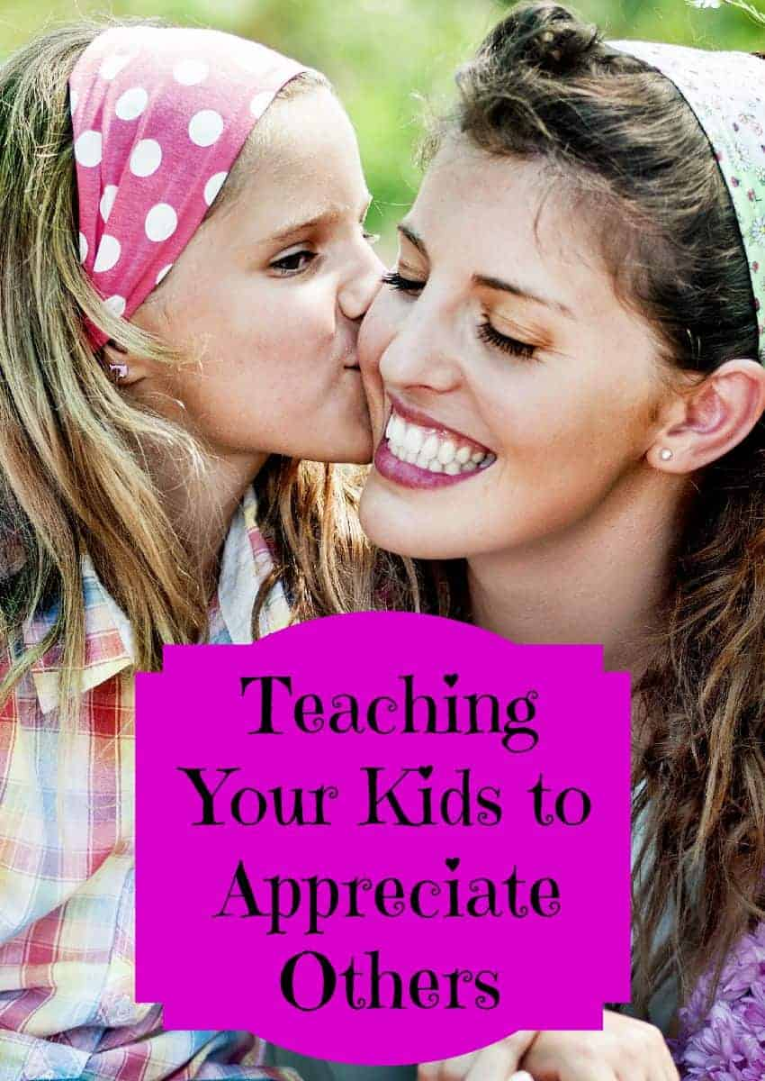 Want to avoid raising a bully or a child who isn't very nice to others? Check out our parenting tips for teaching your kids to appreciate others!