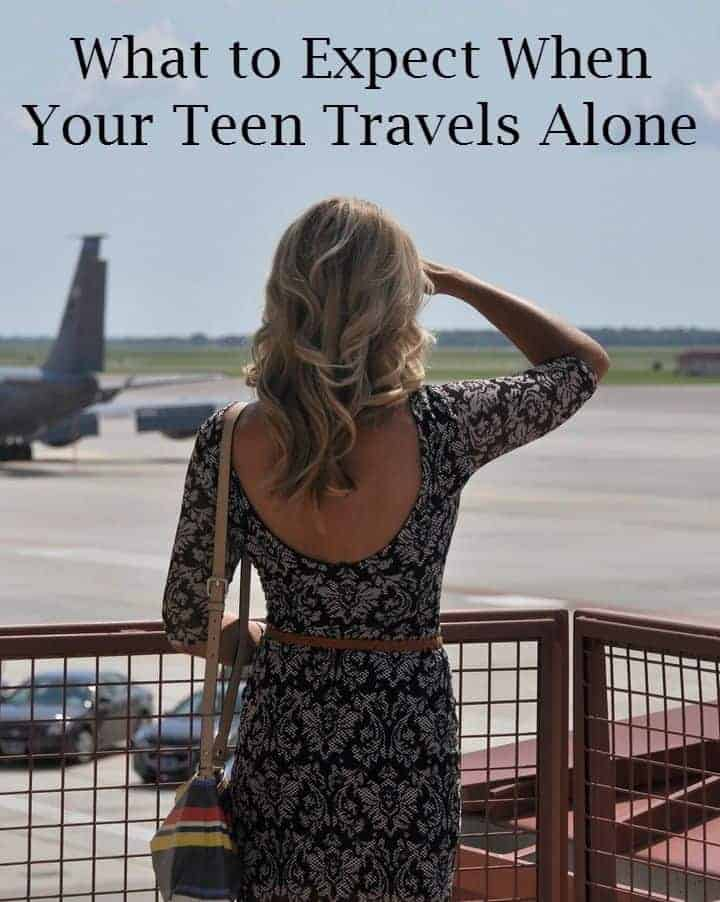 What do you need to know when your teen is traveling alone? Check out our tips for preparing for their first journey without you!