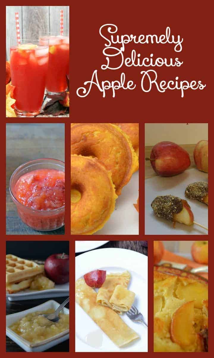 Check out the best apple varieties of fall, plus supremely delicious apple recipes to make with your bountiful harvest!