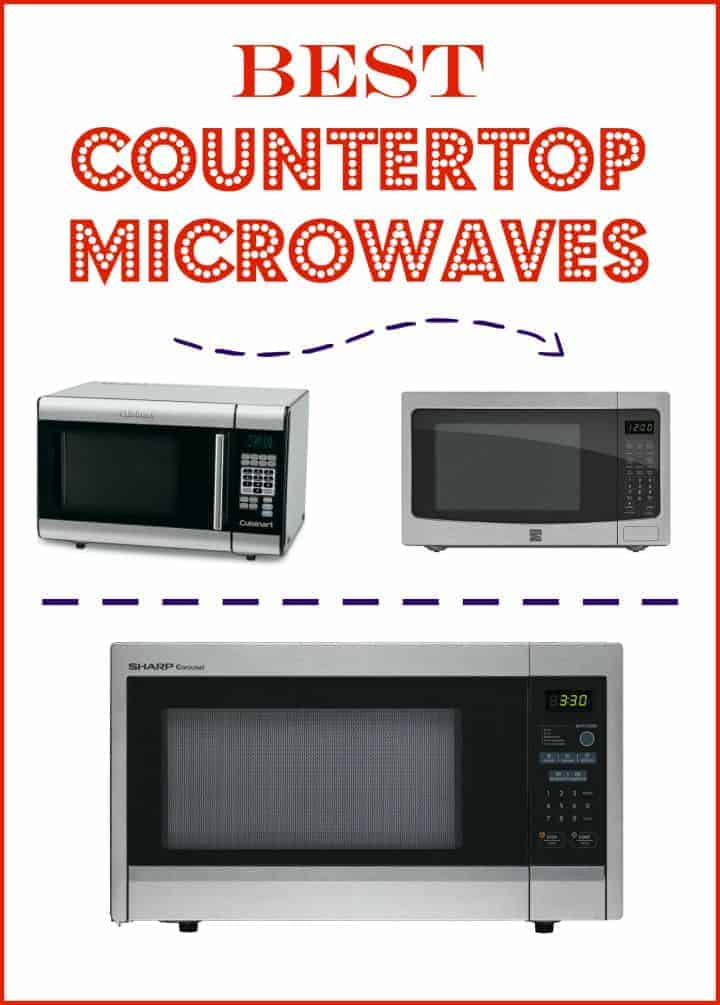 Top 5 Best Countertop Microwaves for Your Home