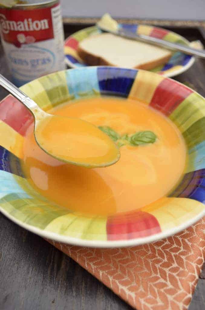 Carnation Butternut Squash Soup Recipe