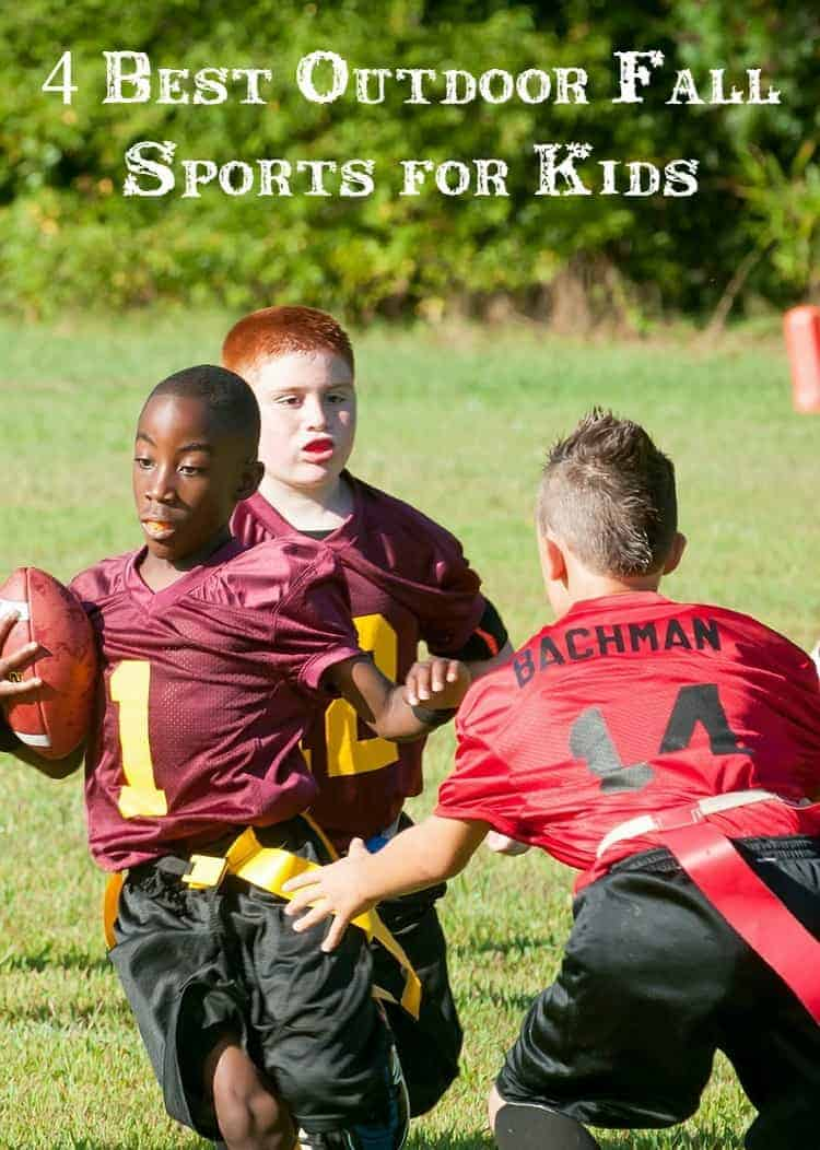 Outdoor fall sports for kids are a great way to keep your kids active and help them learn about team work. Check out our picks for the best sports!