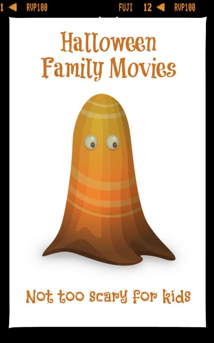 Check out our favorite not so spooky yet still super fun Halloween family movies that are appropriate for kids of all ages too!