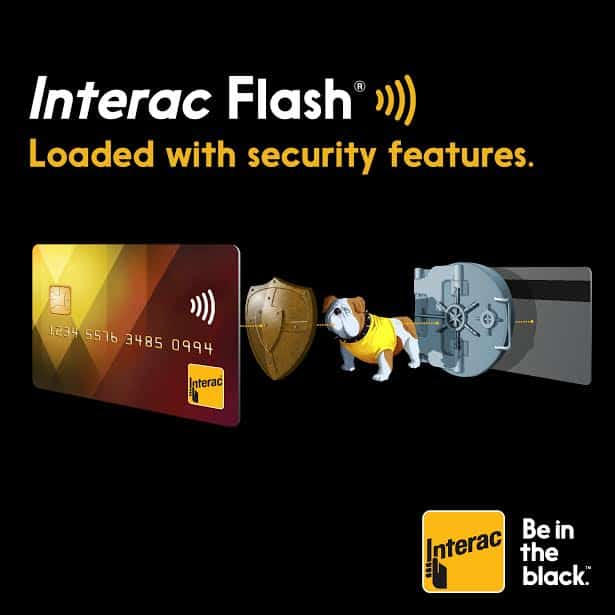 Interac Flash is an enhancement to Interac® Debit and Canada's first and only contactless debit payment solution!