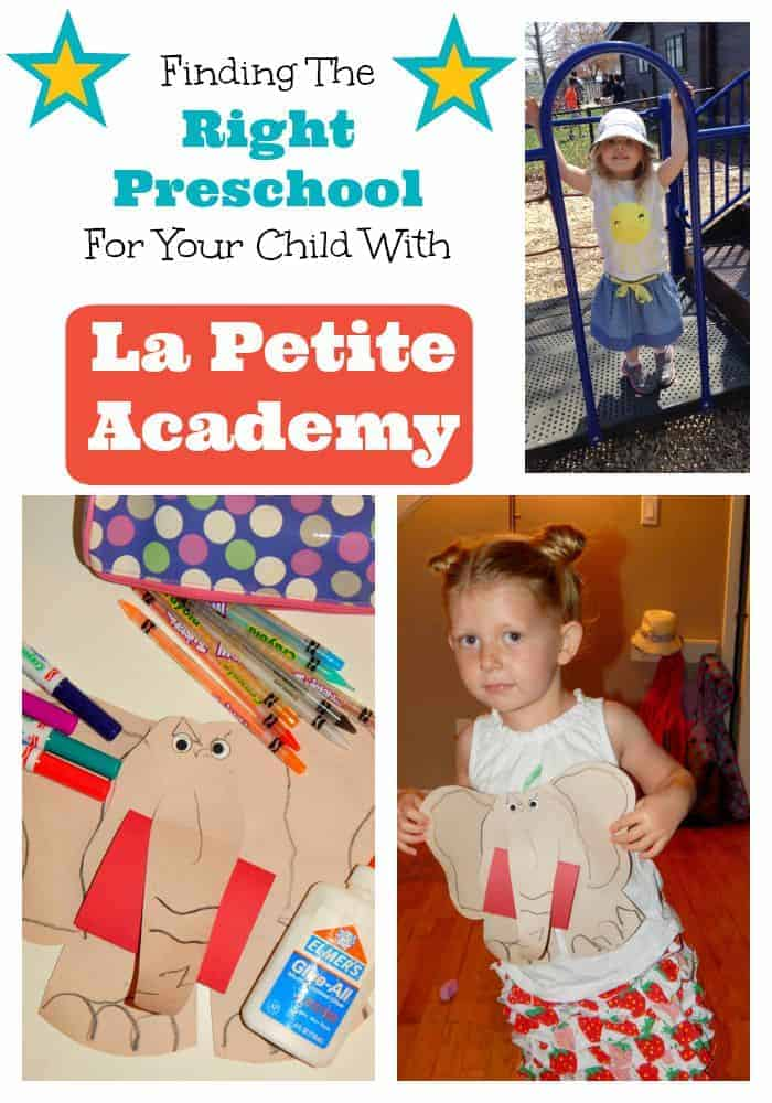 Check out our tips on searching for a preschool for your child and discover more about the amazing programs at Le Petite Academy.