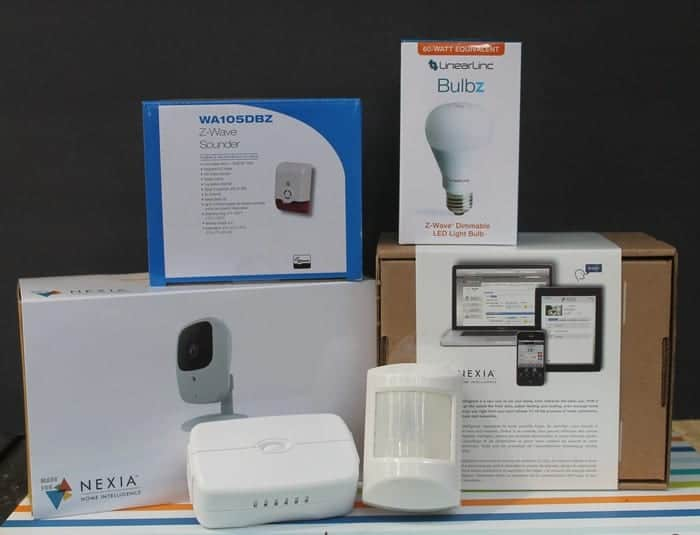 Monitor just about your entire home- from lights to thermostats- from anywhere in one handy app on your smartphone or your PC with Nexia Home Intelligence!