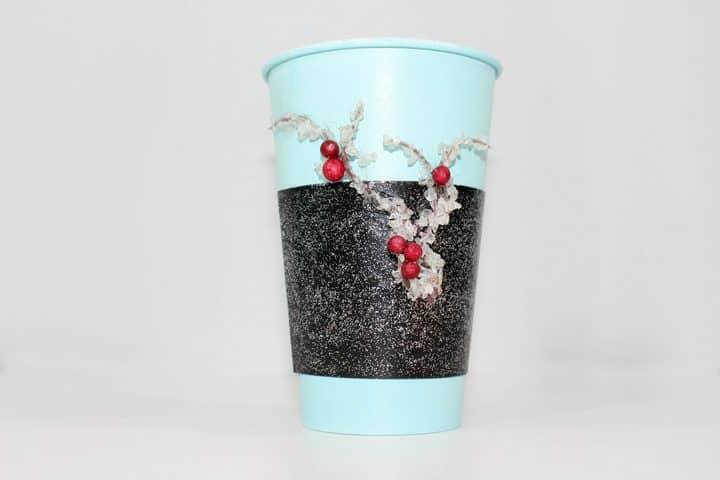 christmas craft for kids cup teacher gift idea