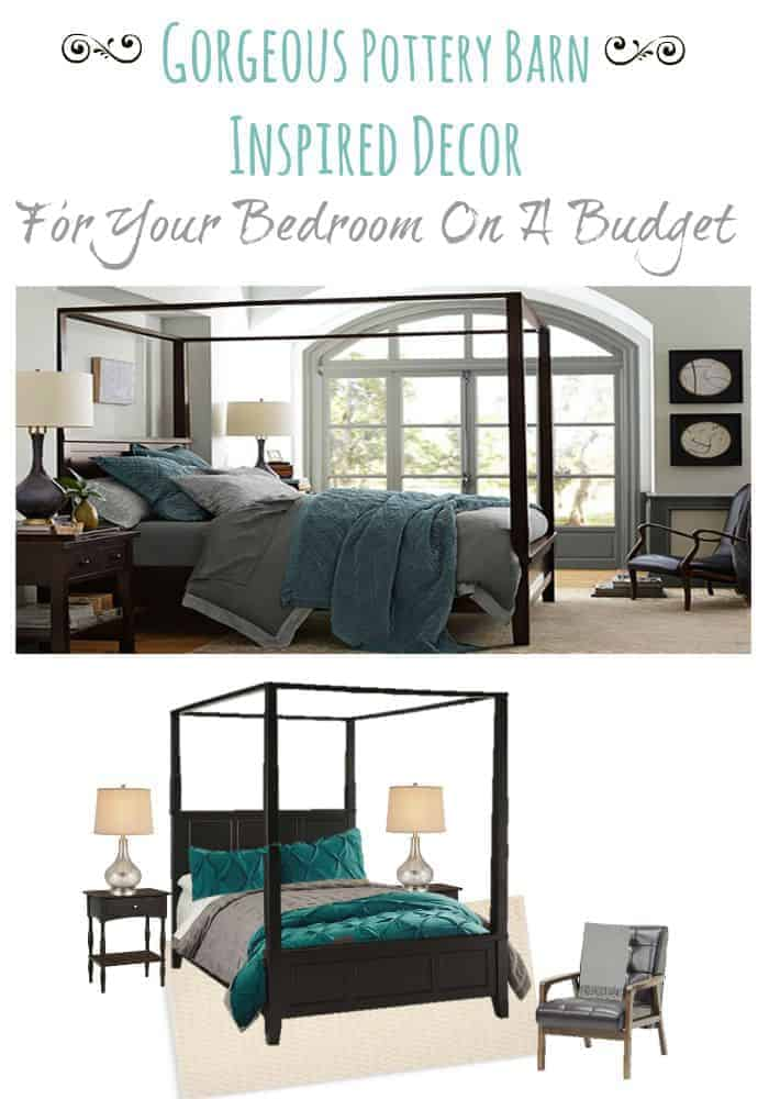 Update your fall and winter home bedroom decor with out Pottery Barn inspired look. Your wallet will thank you with our budget friendly picks!