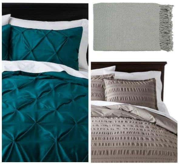 Duvet Bedding Fall Decor