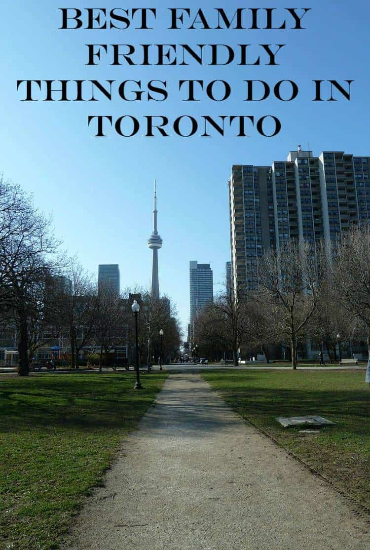 Heading up to Canada on a vacation? Check out our picks for the best family friendly things to do in Toronto and start planning your itinerary!