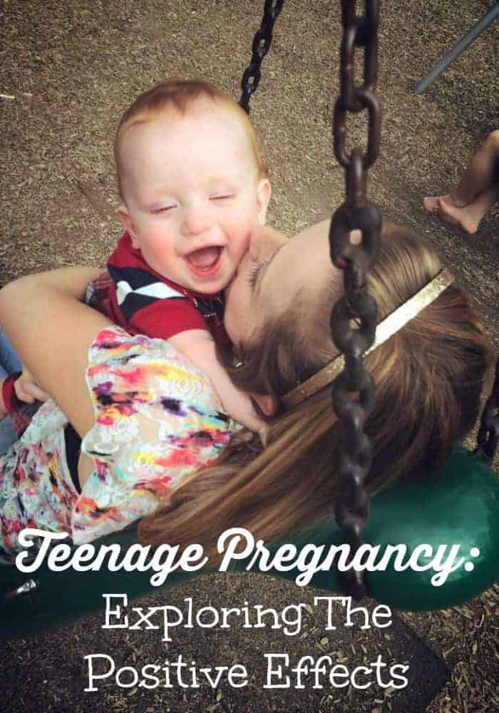 Teenage pregnancy can have some positive effects. We focus this article on some of the positive side effects from pregnancy in your teen years.