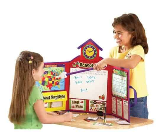 Creating a Preschool Learning Center in Your Own Home