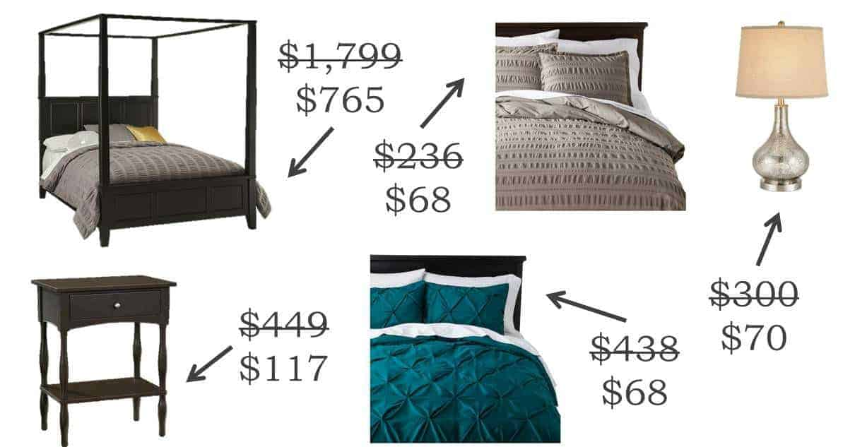 7.31 Pottery Barn Bedroom For Less ORIGINAL. Save