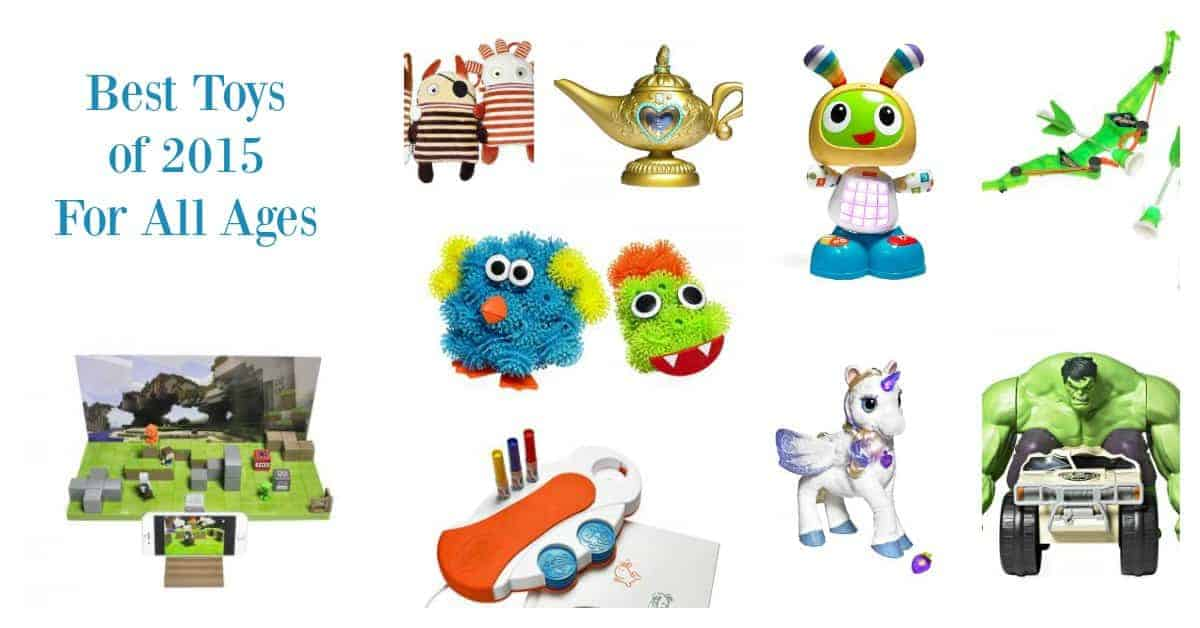 Parents Magazine recently released their prestigious Best Toys of 2015 list, just in time to help you get ready for all that holiday shopping! Check it out!
