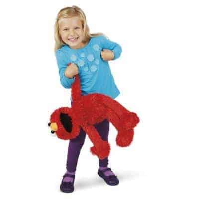 Play All Day Elmo promises to be one of the hottest toys for kids this holiday season. Check out what all the fuss is about & add him to your list now!