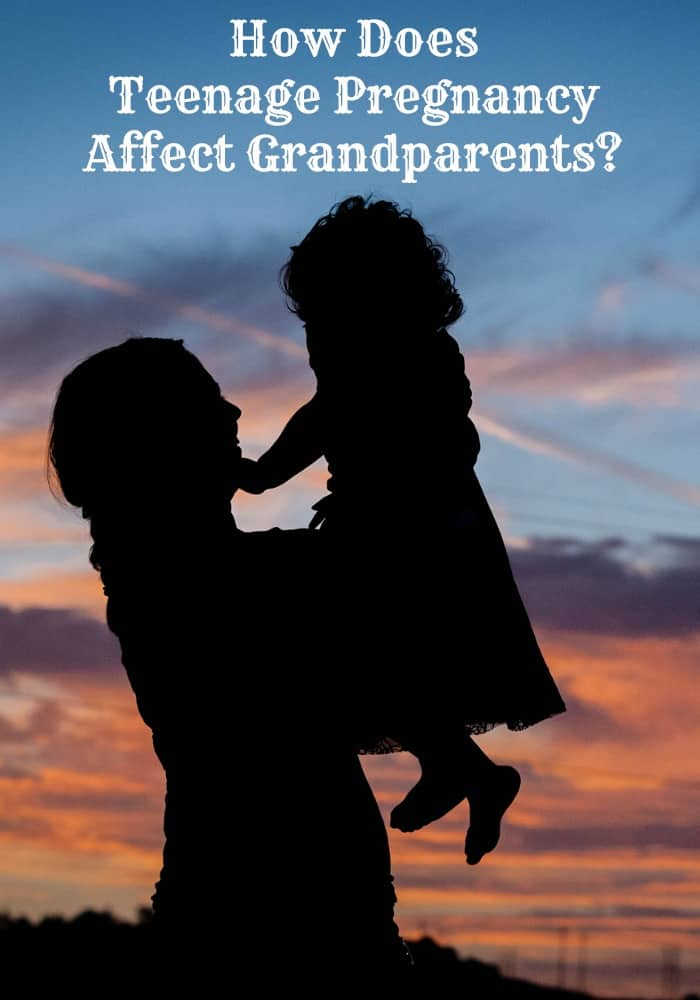 Look deeper at how teenage pregnancy affect grandparents just as much as teens! Explore the challenges grandparents face when their child is pregnant.