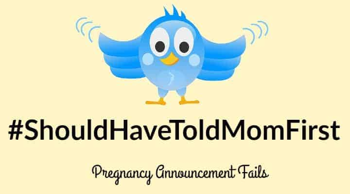 With so many ways to announce your big news, you may be tempted to go a little overboard. Before you do, check out these pregnancy announcements gone wrong!