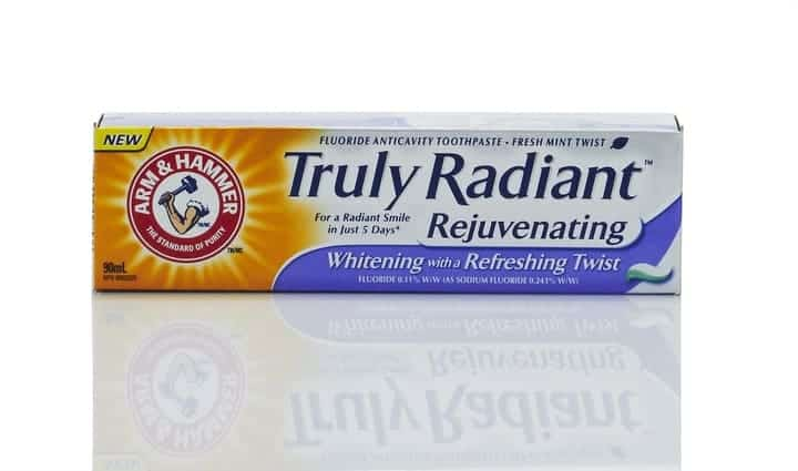 Truly Radiant™ Rejuvenating Toothpaste (2)