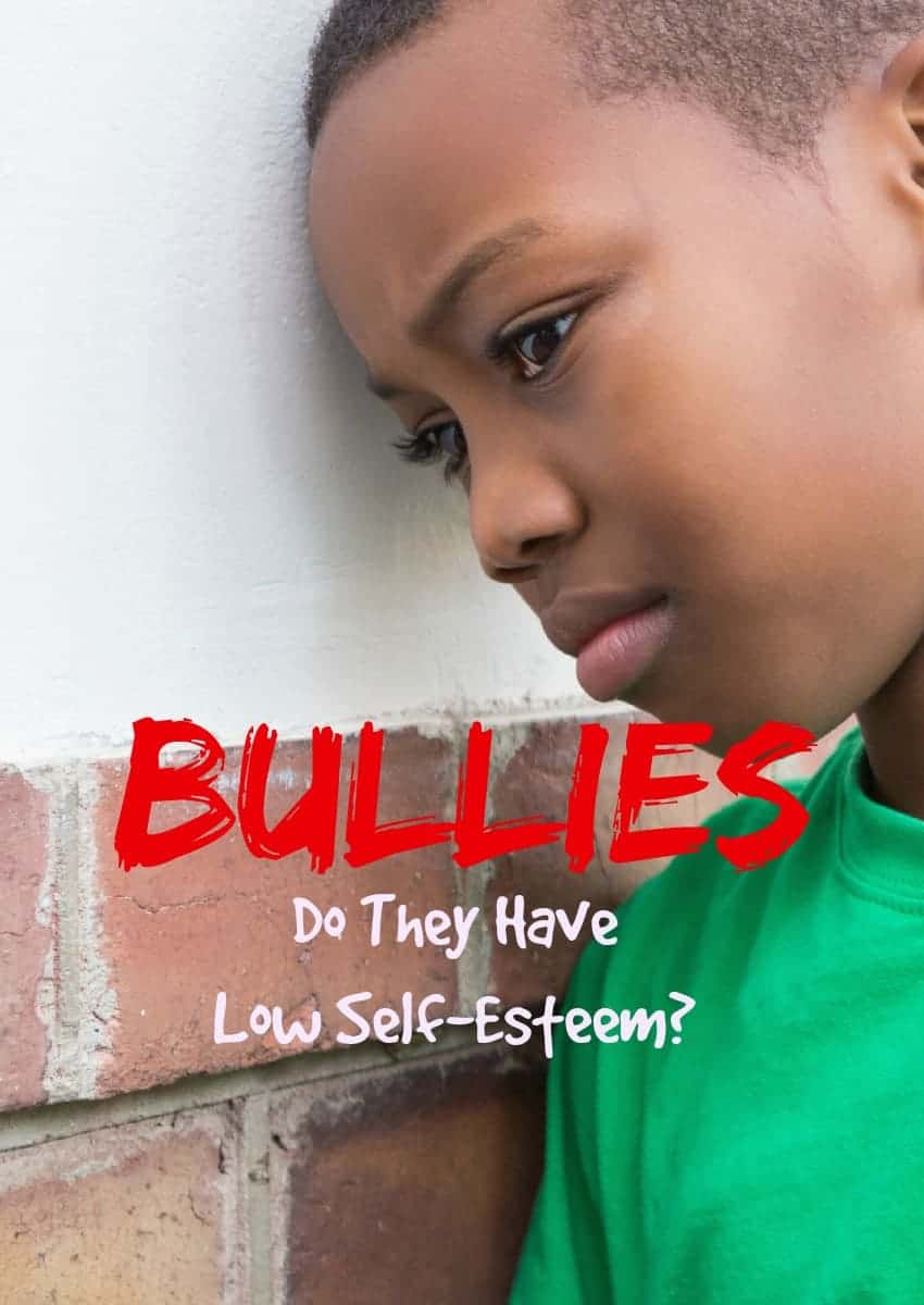 Do bullies have low self-esteem? Is that what causes their actions? Check out our thoughts on the motivations behind bullying & tell us what you think!