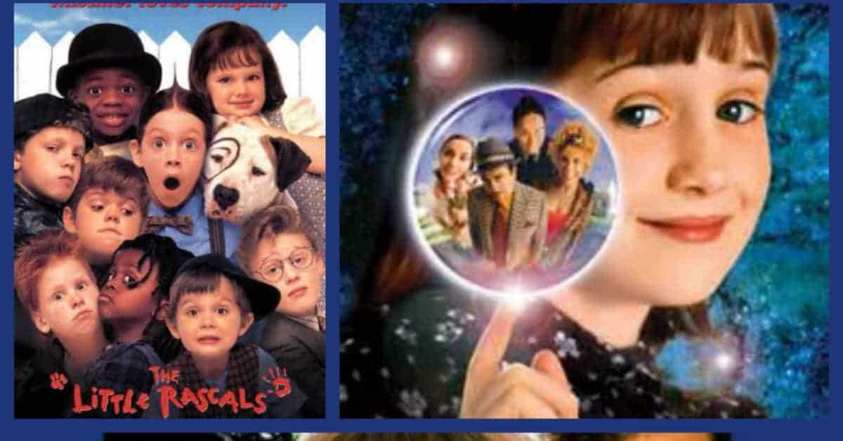 Good family movies from the 90 39 s for Watch a good movie