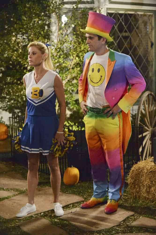 modern family recap season 7 episode 5 halloween