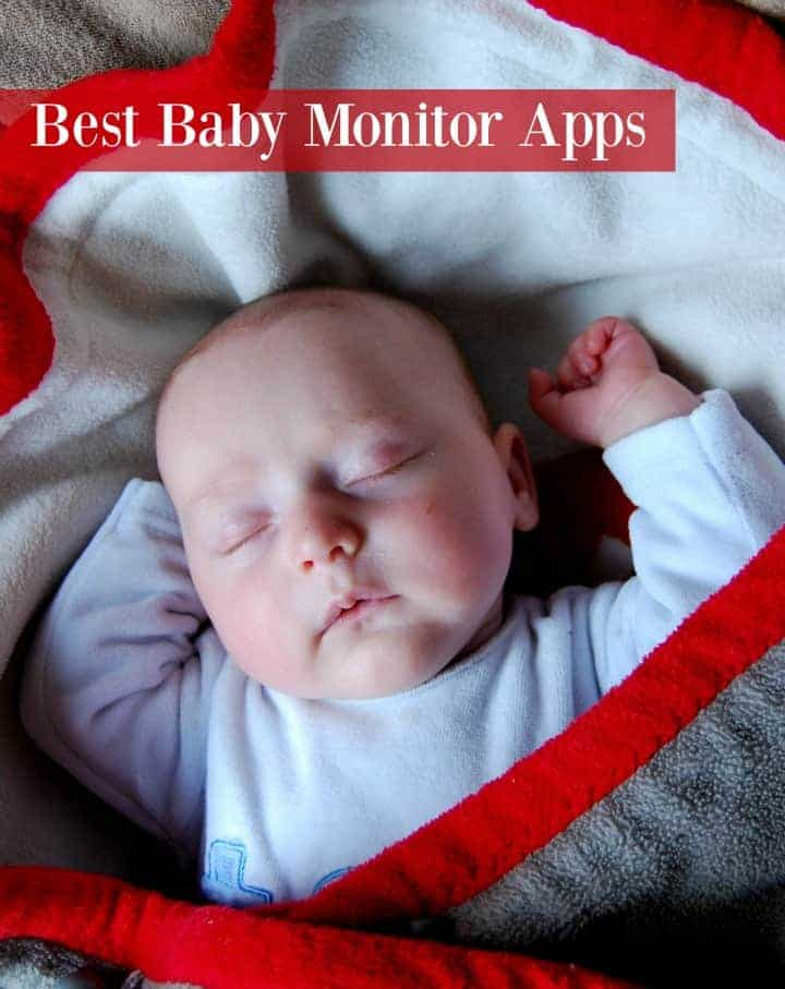 Today's smartphone tech makes it easier than ever for moms to check in on their babies! Check out our picks for the best baby monitor apps!