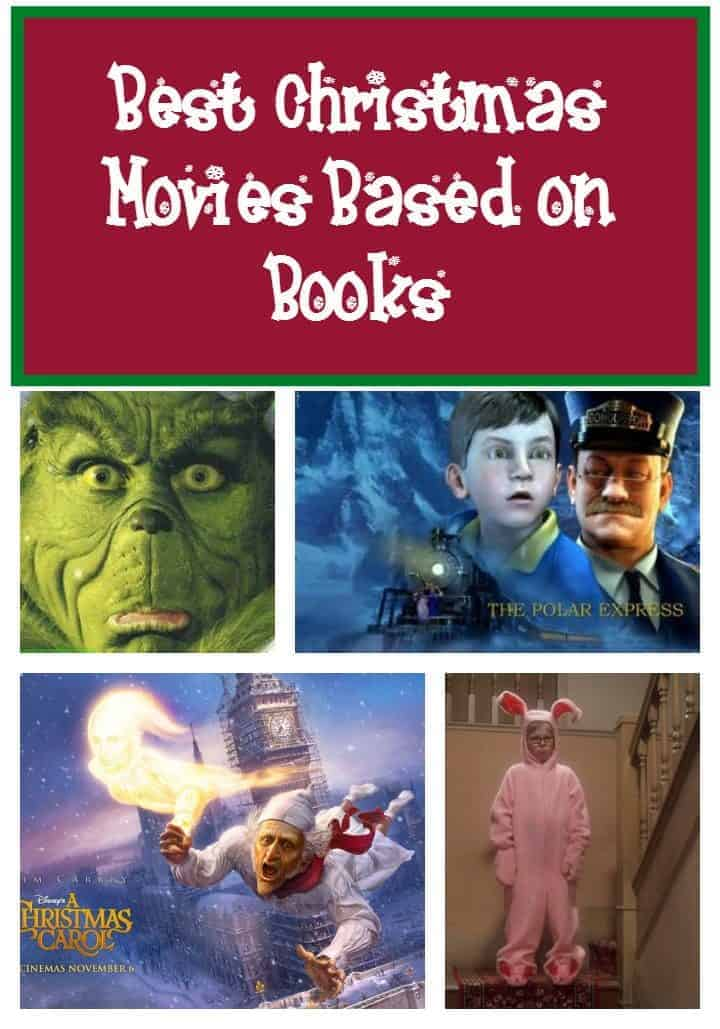 Best Christmas Movies Based on Books